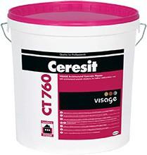 Ceresit CT 760 - VISAGE omítka s designem pohledového betonu